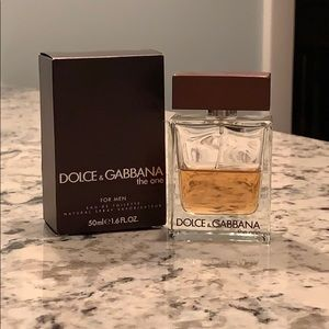 *USED* ~ Dolce and Gabbana The One (50ml)